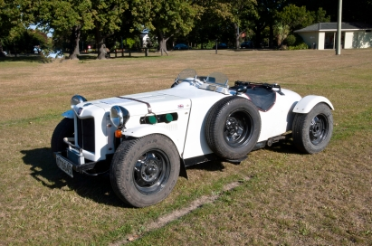 MG REBUILT SPECIAL from 1986