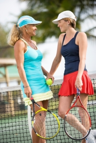 Tennis Networking